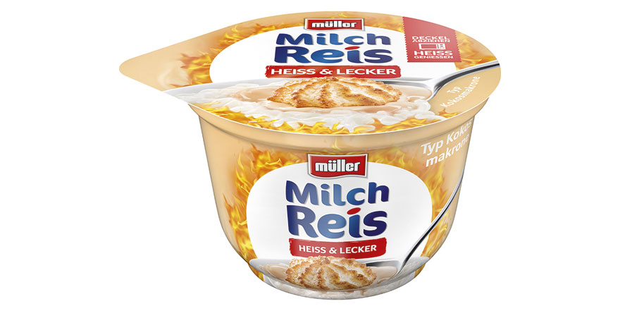 MГјller Milchreis Scan