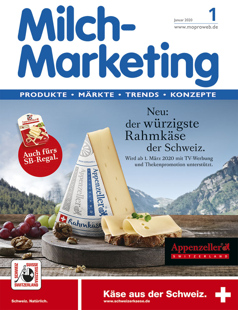 Milch-Marketing 01/2020