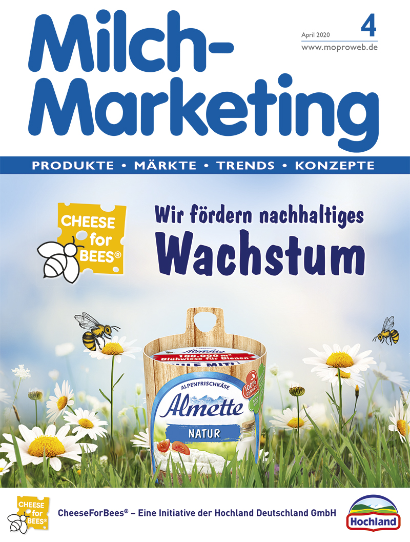 Milch-Marketing 04/2020