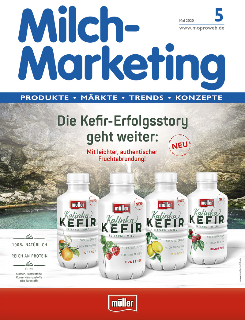 Milch-Marketing 05/2020