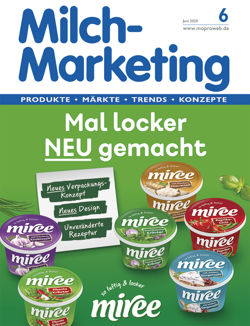 Milch-Marketing 06/2020