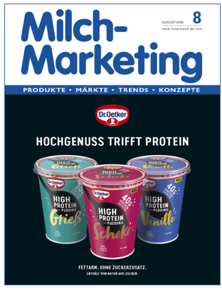 Milch-Marketing 07/2020