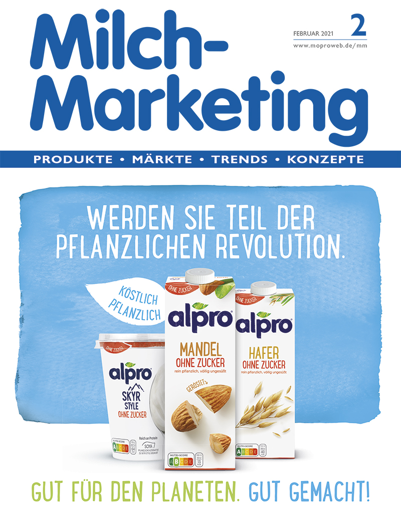 Milch-Marketing 08/2020